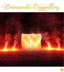 Hochzeits-Feuerwerke als Geschenk der Trauzeugin